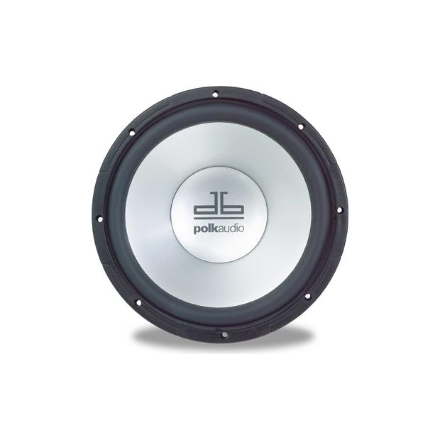 polk audio subwoofer db104dvc rivonia car sound. Black Bedroom Furniture Sets. Home Design Ideas
