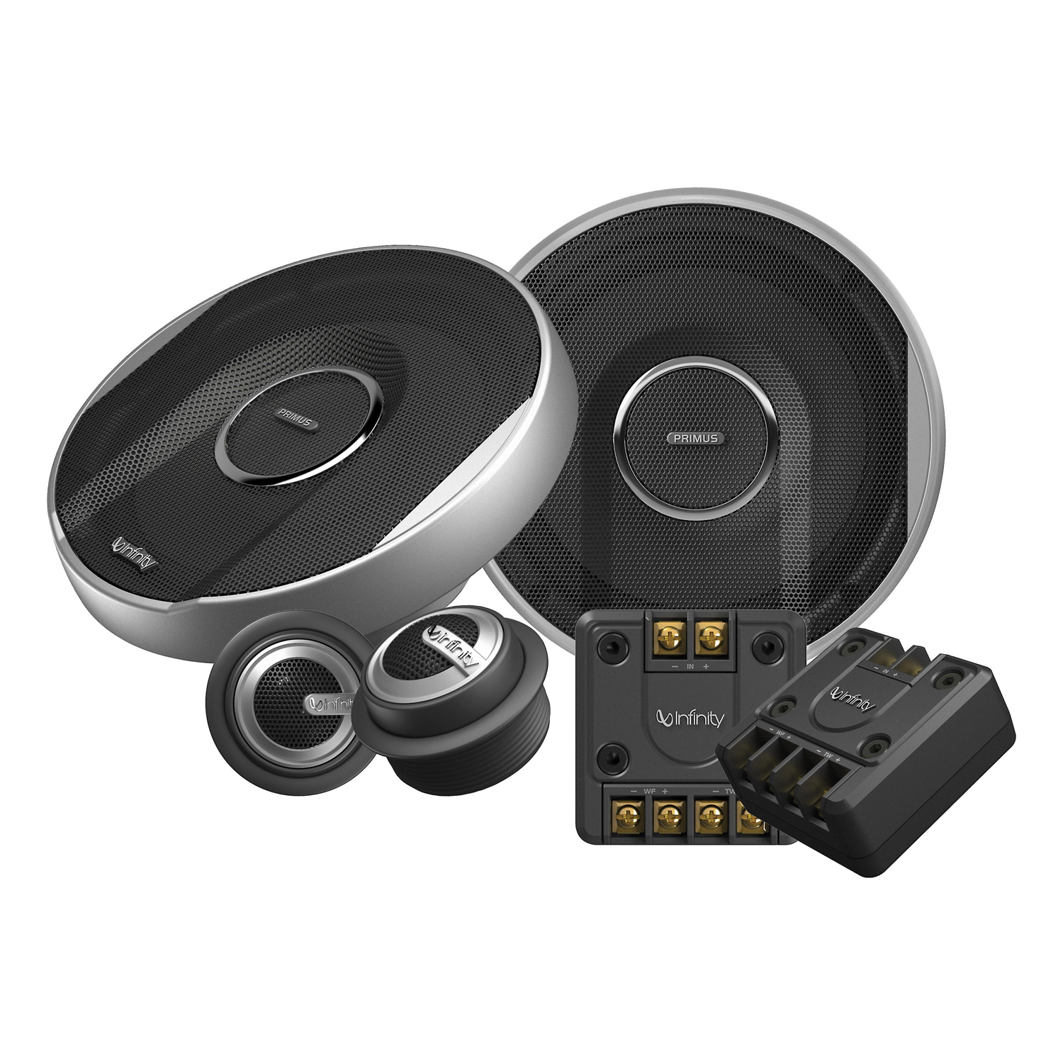 Infinity Component Speaker System Pr6500cs Rivonia Car Sound