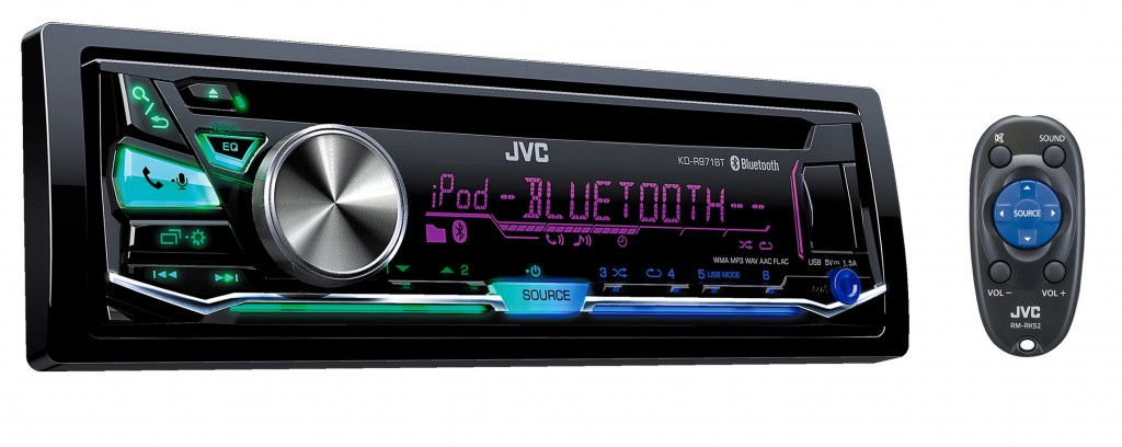 jvc 1 din cd receiver kd r971bt rivonia car sound. Black Bedroom Furniture Sets. Home Design Ideas