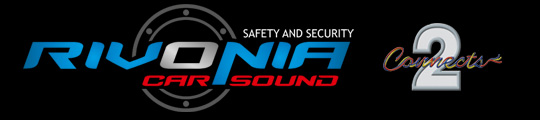 Rivonia Car Sound Logo