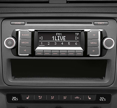 oem radio rcd210 rivonia car sound. Black Bedroom Furniture Sets. Home Design Ideas