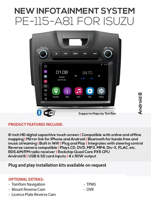 Head Unit Archives - Page 2 of 12 - Rivonia Car Sound