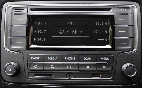 OEM Radio RCD510 - Rivonia Car Sound